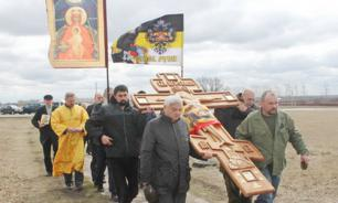 Православные на Украине против войны наДонбассе. Из первых уст