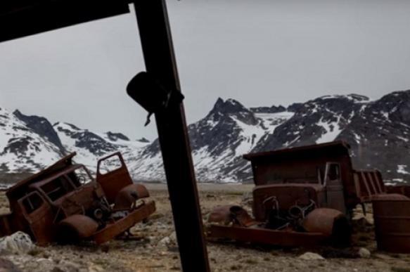 """Убрать """"американский мусор"""" потребовала Гренландия от Дании"""