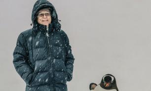 Экс-премьер Эстонии подрабатывает гидом в Антарктике