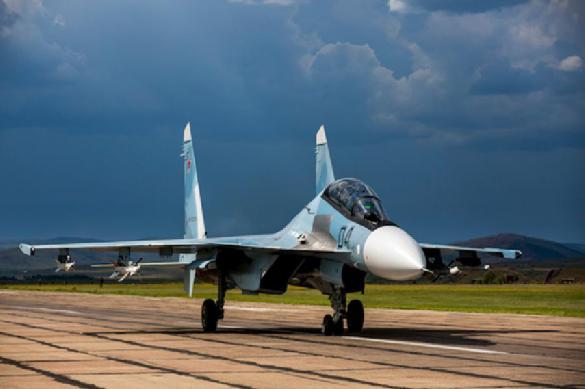 Армения скоро получит новую партию истребителей Су-30СМ