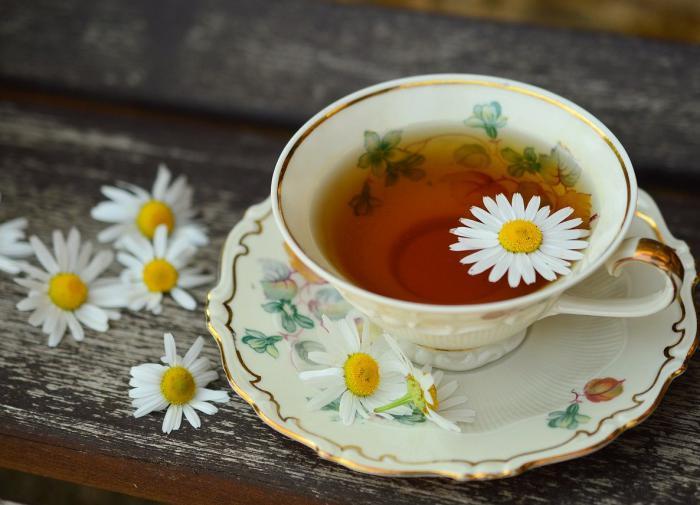 Ромашковый чай снижает уровень сахара в крови