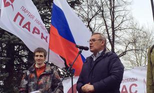 Искусство провала: а что Касьянов?