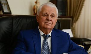 Кравчук: негатив в адрес Зеленского - это неуважение к украинскому народу