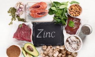 Пищевые источники цинка