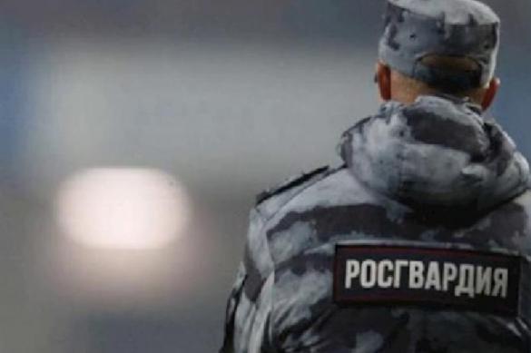 В Петербурге на посту обнаружен убитый выстрелом в голову росгвардеец