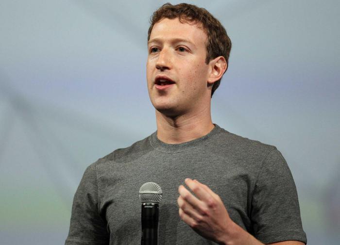 Состояние Цукерберга впервые превысило 100 млрд долларов