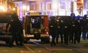 Полиция Вены: боевик, устроивший стрельбу у синагоги, был один