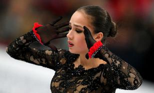 Загитова станцевала с Бузовой на коньках