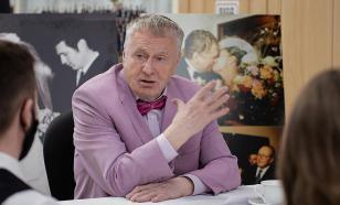 Жириновский призвал разделить школы по половому признаку