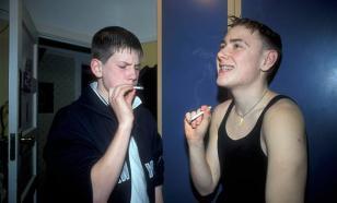 Ученые: Курящие и пьющие школьники потихоньку теряют память