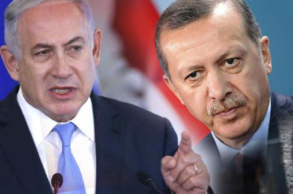 "Нетаньяху назвал Эрдогана ""знатоком резни"""