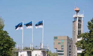 Чиновников эстонского Таллина раскритиковали за афиши на русском языке
