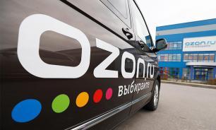 """Ozon запустил услугу по доставке товаров """"до двери"""""""
