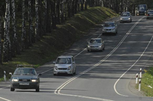 Контрольная система проследит за перемещением автомобилей