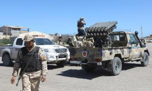 ЛНА и ПНС Ливии прекратили боевые действия
