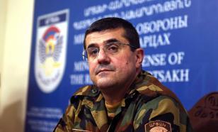 В Баку сообщили о тяжёлом ранении президента НКР