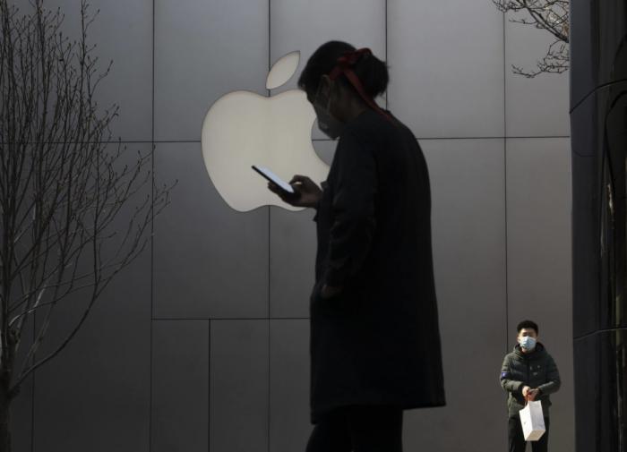 Россияне с техникой Apple не смогут скрывать свой IP-адрес