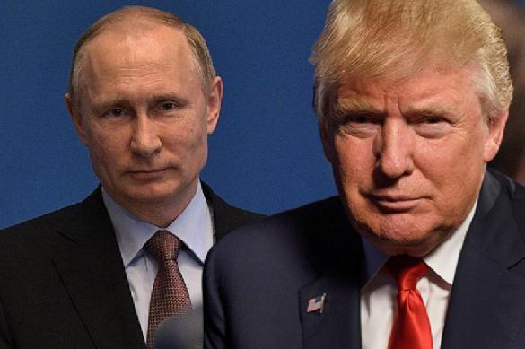 Wall Street Journal: Путин тайно попросил срочной встречи с Трампом