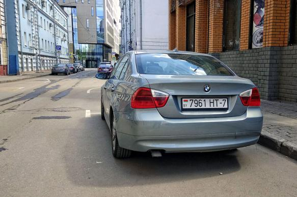 В России разработают систему штрафов для владельцев иностранных авто
