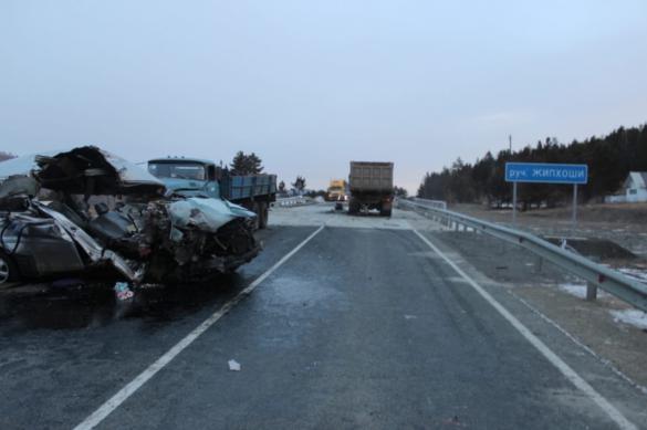 В Забайкалье будут судить виновника ДТП, в котором погибли семь человек