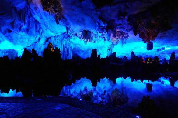 В Италии нашли странное этрусское подземелье