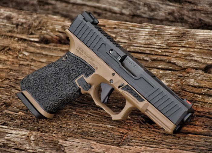 В России разработают новый пистолет, аналогичный Glock