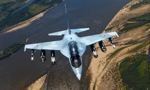 В Белоруссии у жилых домов потерпел крушение военный самолёт