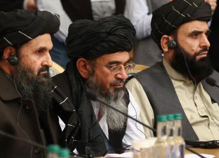 В Кремле ответили на вопрос о перспективах признания Талибана*