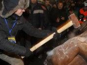 Виктор Анпилов: Фашисты захватывают Майдан