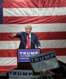 США находятся позади России и Китая в сфере создания космических войск, заявил Трамп