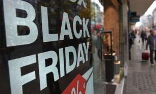 """Рекорд: жители США потратили на """"черную пятницу"""" $7,4 млрд"""
