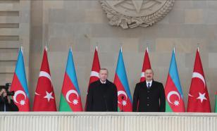Эрдоган и Алиев поставили Армении ультиматум