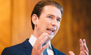 Ставка на диалог: канцлер Австрии против санкций в адрес России