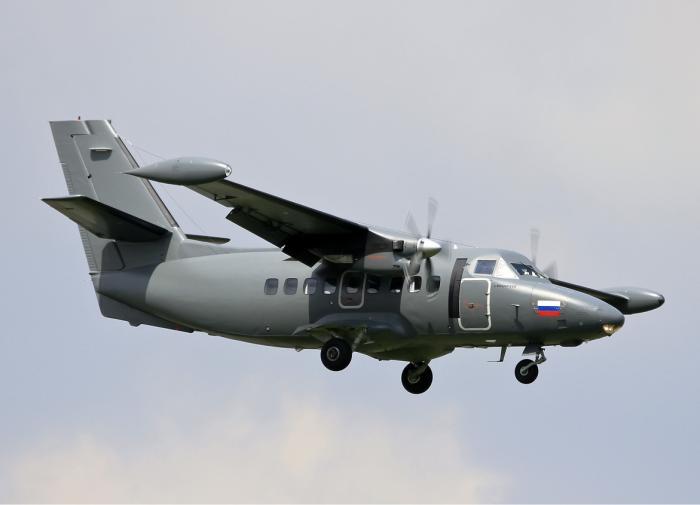 В Татарстане разбился самолёт L-410 с десятками людей на борту