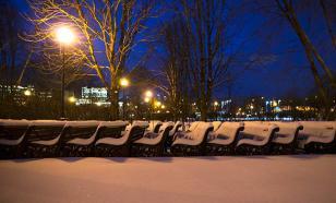 Москва подбирается к годовой норме снега