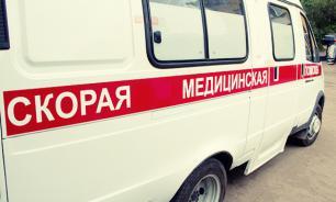 Столкновение электрички и маршрутки в Крыму: пятеро погибших