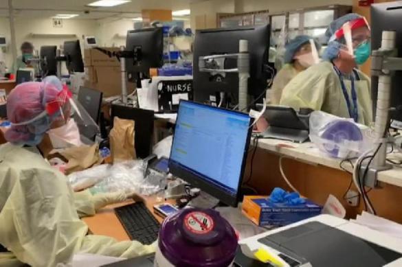 США – новый мировой лидер по числу зараженных коронавирусом