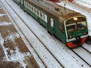 Движение поезда, остановленного из-за прорыва дамбы, возобновлено