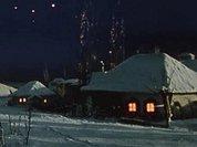 Снег на крышах как метод энергосбережения