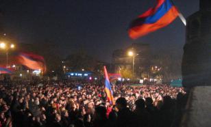В Армении революция была не цветная, а бархатная