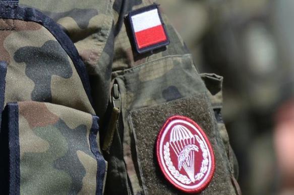 На учениях под Львовом поляк преднамеренно убил солдата с Украины