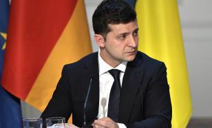 Зеленский – довольный президент нищающей Украины