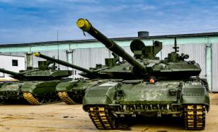 """""""Прорывы"""" идут: Западный военный округ получил восемь сверхновых танков"""