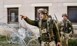 Офицер ВСУ застрелил солдата, отказавшегося воевать в Донбассе