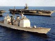 Россию окружили корабли ВМФ США