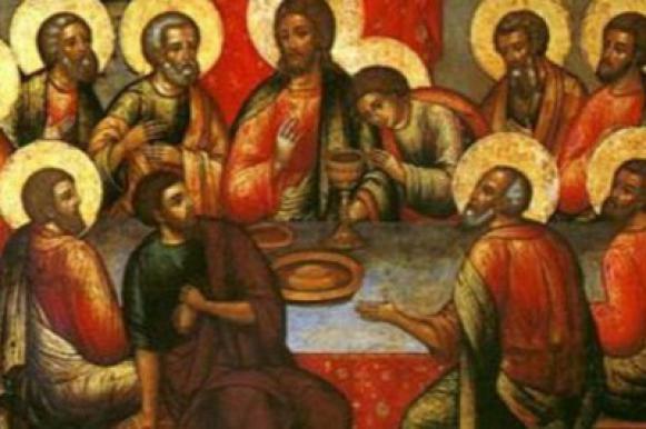 Двенадцать апостолов - сияющие камни Церкви