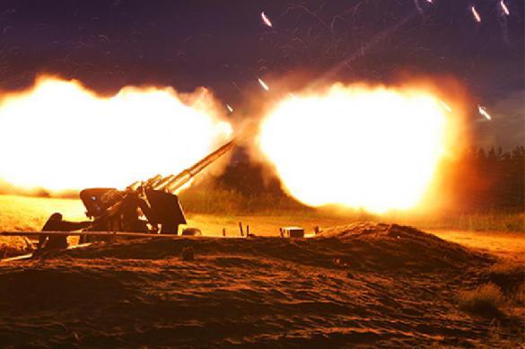 Российская артиллерия случайно ударила по забайкальскому селу