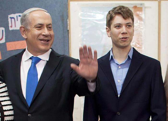Сын Нетаньяху: отец смеётся над