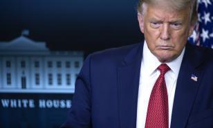 """Президент Трамп пообещал """"дымящиеся руины"""" на месте Америки"""