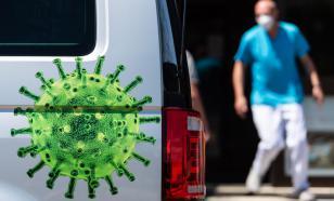 В ЮАР украден контейнер с образцами коронавируса